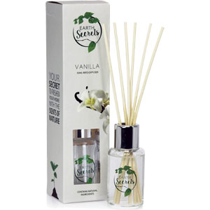 Earth Secrets - Reed Diffuser - Vanilla