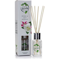 Reed Diffuser - Rose & Lily|6.5000|6.5000