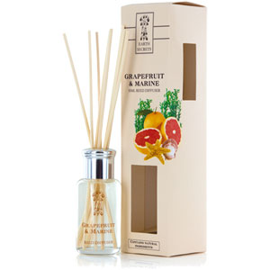 Earth Secrets - Reed Diffuser - Grapefruit & Marine