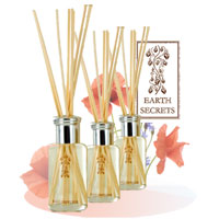 Earth Secrets - Reed Diffusers (Mixed Box)