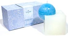 Ashleigh & Burwood - Ice Spa Sphere Candle