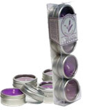 Synergies - Mood Enhancing Travel Candles - Sensuality