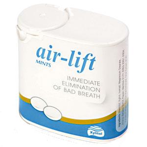 Air-lift для лечения халитоза