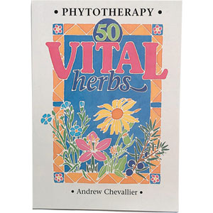 Amberwood Publishing - Phytotherapy - 50 Vital Herbs