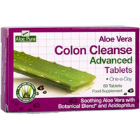 Colon Cleanse Advanced Tablets|8.0000|8.0000