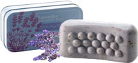 Asquith & Somerset - Lavender Exfoliating Massage Bar