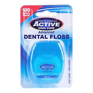 Active Oral Care - Advanced Dental Floss