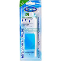 Interdental Brush + 10 micro heads|3.9900|2.0000