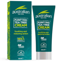 Australian Tea Tree - Antiseptic Tea Tree Cream