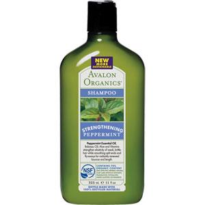 Avalon Organics Shampoo Travel Size