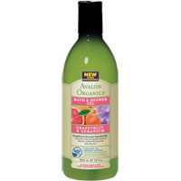 Avalon Organics - Grapefruit & Geranium Refreshing Shower Gel