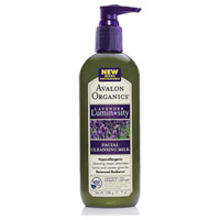 Avalon Organics - Lavender Luminosity Facial Cleansing Milk