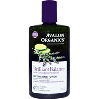 Avalon Organics - Brilliant Balance Hydrating Toner