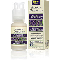 Avalon Organics - Lavender Luminosity Renewal Facial Serum