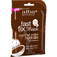 Alba Botanica - Coconut Water Hydrate Sheet Mask
