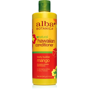 Alba Botanica - Hawaiian Body Builder Mango Conditioner