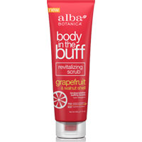 Alba Botanica - Body in the Buff Revitalisng Scrub