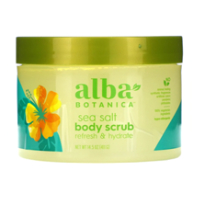 Alba Botanica - Hawaiian Sea Salt Body Scrub