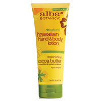 Alba Botanica - Hawaiian Replenishing Cocoa Butter Hand & Body Lotion