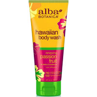 Alba Botanica - Passion Fruit Body Wash