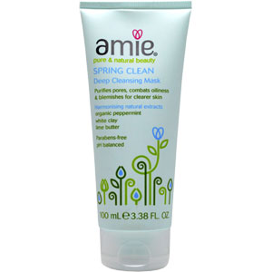 Amie - Spring Clean Deep Cleansing Mask