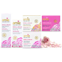 Amie - Rose & Argan Oil Gift Set