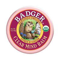 Badger - Clear Mind Balm