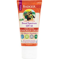 Badger - Kids Broad Spectrum Sunscreen SPF 30 (short expiry date)