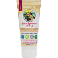 Badger - Unscented Broad Spectrum Sunscreen SPF30 (short expiry date)