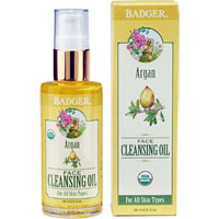 Badger - Argan Cleansing Oil