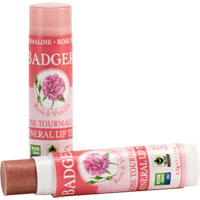Badger - Mineral Lip Tint - Rose Tourmaline