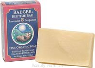 Badger - Bedtime Bar Organic Soap