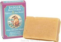 Badger - Beauty Bar Organic Soap