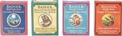 Badger - Badger Mini Soaps Pack