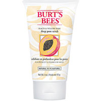 Burt's Bees - Peach & Willowbark Deep Pore Scrub
