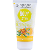 Benecos - Body Lotion - Sea Buckthorn & Orange