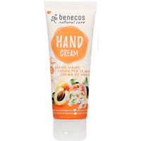 Benecos - Natural Hand & Nail Cream - Apricot & Elderflower
