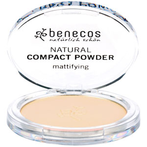 Benecos - Natural Compact Powder - Fair