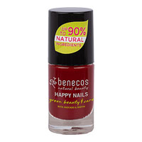 Benecos - Happy Nails Polish - Vintage Red