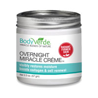 Body Verde - Overnight Miracle Cream