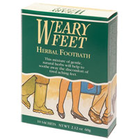 Country House - Weary Feet Herbal Footbath