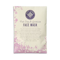 Celtic Herbal - Pink Clay & Geranium Mask