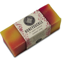 Celtic Herbal - Honeysuckle Soap