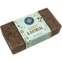 Celtic Herbal - Honey & Oatmeal Soap