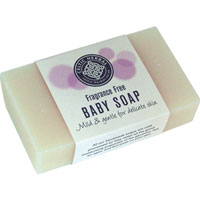 Celtic Herbal - Fragrance Free Baby Soap