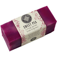 Celtic Herbal - Sweet Pea Soap