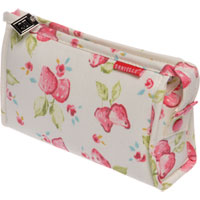 Danielle Creations - Strawberries and Cream Cosmetic Purse
