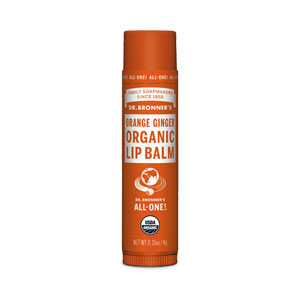 Dr. Bronner's - Organic Lip Balm - Orange Ginger
