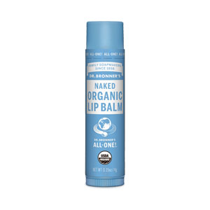 Dr. Bronner's - Organic Lip Balm - Naked (Unscented)