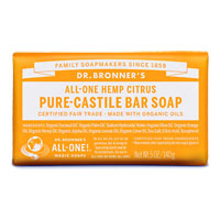 Dr. Bronner's - All-One Hemp Pure-Castile Bar Soap